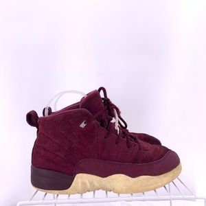 Nike Air Jordan 12 Velvet Kids Size 2y